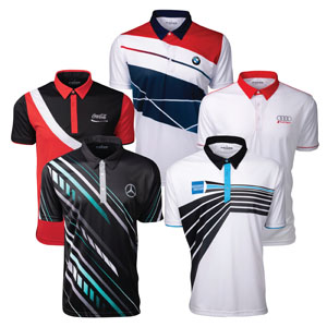 Fenix Custom Polo Shirt