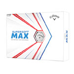 8124 Callaway New Supersoft Magna Golf Balls