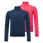 CGGS70F6 Callaway Youth 1/4 Zip Sweater