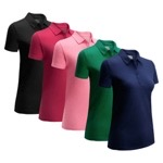 CGKSA0A7 Callaway Ladies Swing Tech Polo Shirt