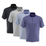 CGKSA0Q8 Callaway Pencil Stripe Polo Shirt